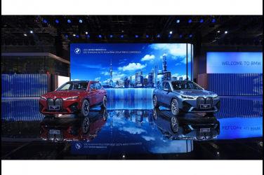 馭電領航 全新BMW iX純電旗艦亞洲首發 總代理汎德第四季引進 超前部屬直流高速充電網