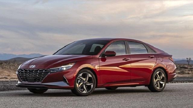 2021年05月 Hyundai 現代全車系中古車行情表