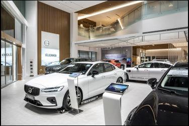 VOLVO 匯勝汽車嘉義 VRE 展示暨服務中心正式啟用 立足雲嘉南提供車主源自北歐的尊榮服務