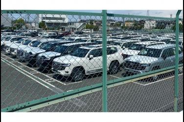 豐田下一代新Land Cruiser 300系似乎已開始往中東出貨