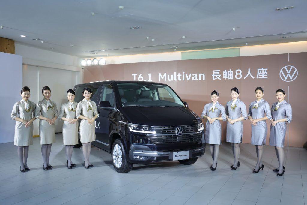 唯一德製豪華MPV 福斯商旅全新T6.1 Multivan 長軸版 尊榮上市