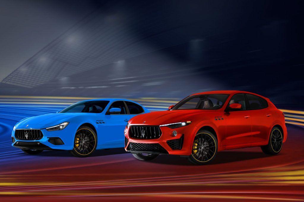 致敬經典 Maserati F Tributo 特仕版