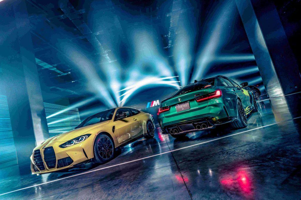 全新BMW M3 Competition / M4 Competition  狂傲上市