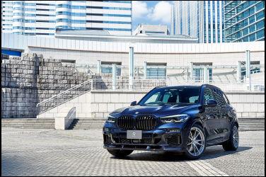 3D Design BMW X5 G05空力套件 讓外型更加威武有力