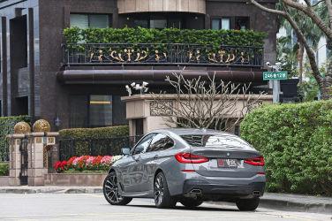[試駕] 別無分號 BMW 630i Gran Turismo M Sport
