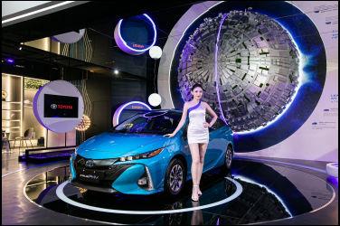 宣示電動化宏圖 Toyota品牌形象館開幕