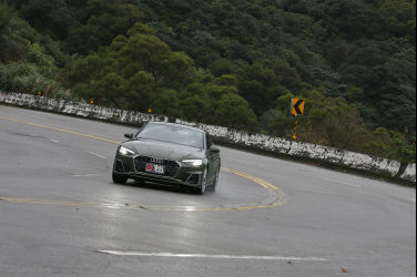 [試駕] 引人注目 Audi A5 Sportback 40 TFSI S line