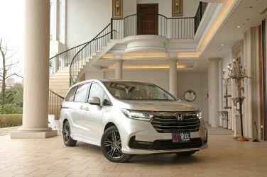 [試駕] 這就是霸氣 Honda Odyssey