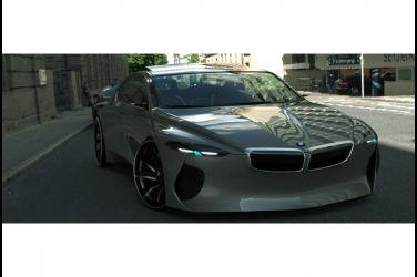 收到了新一代復活BMW 6系列Coupe的外觀預測圖!世界最美的Coupe、鯊魚頭設計將會再次降臨嗎
