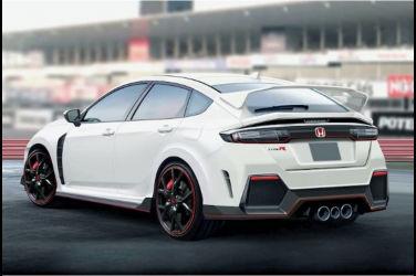 【下一代新型Honda Civic Type R】接獲大改款後的外觀預測圖!