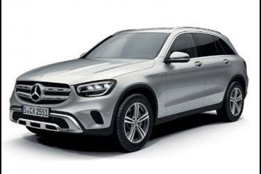 【獨家影片】下一代新型Mercedes-Benz GLC原型車正在測試越野性能!