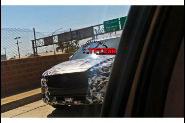 Mazda新一代CX-5的測試車被拍到了!下一代車型將會是前置後驅+直列6缸?