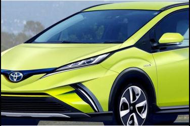 豐田下一代新型Prius將廢除混合動力車型,增加PHV車型?還拿到了外觀預測圖