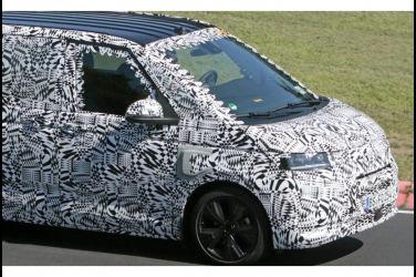 Volkswagen Minivan「T7」將會在下一代追加PHEV車型嗎!其祖先是「福斯小巴士」