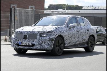下一代新型Mercedes-Benz GLC車系陣容將納入純電車型【最新獨家】