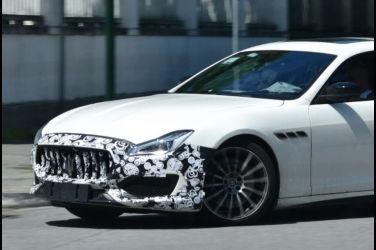 Maserati Quattroporte將大幅改良邁向新型!將會首次搭載48V中度混合動力嗎