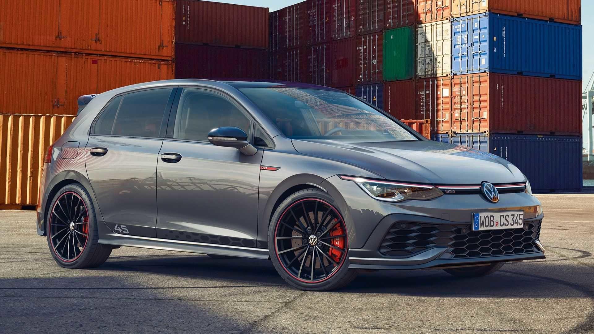 Volkswagen 推出「Golf GTI Clubsport 45」紀念45 周年