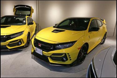 超稀有!全球限量1020部 Honda Civic Type R Limited Edition