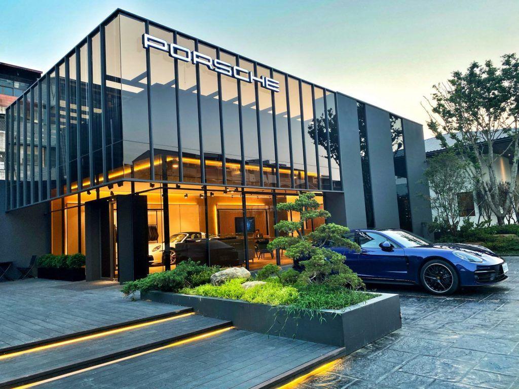 Porsche NOW全新型態概念店台南正式開幕