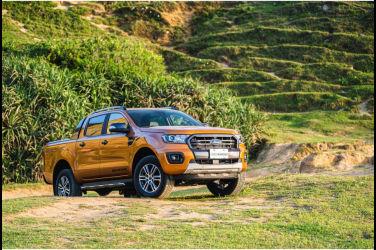 美式正宗皮卡21年式 Ford Ranger運動型升級到港 正式上市