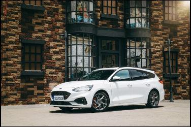 你的第一部德製高性能旅行車 New Ford Focus ST Wagon – SLS Edition全新上市 市場最強性價比129.8萬登台 首批100輛搶先到港 「馭」購從速