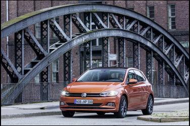 不畏風雨 持續向前 Volkswagen最新「大好升級方案」 入主德系都會車The Polo、The T-Cross獨享購車優惠