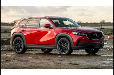 Mazda的真愛!下一代CX-5大幅改變形象,變為虜獲人心的新世代SUV?