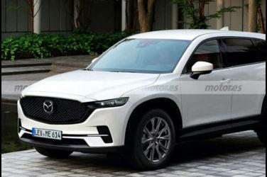 下一代Mazda CX-5的美貌超越保時捷,將會搭載縱置引擎並於2023年登場?