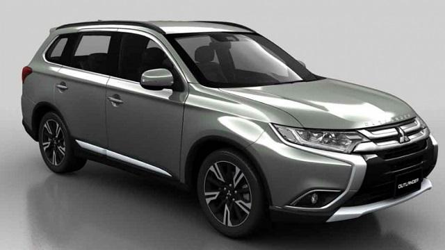 2021年06月 Mitsubishi 三菱全車系中古車行情表