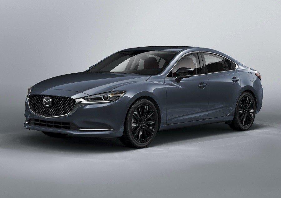 2021年06月 Mazda 馬自達全車系中古車行情表