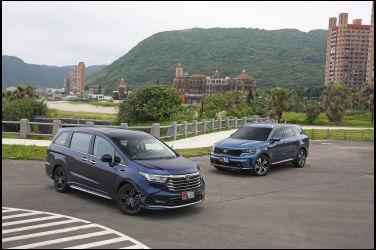 [集體評比] 我愛7人座之MPV & SUV如何選?(下) Honda Odyssey VS. Kia Sorento