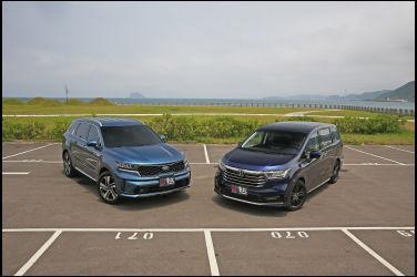[集體評比] 我愛7人座之MPV & SUV如何選?(上) Honda Odyssey VS. Kia Sorento