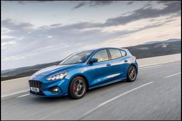 展現全方位實力 Ford Focus