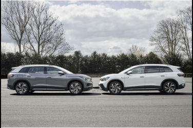 中國市場專屬七人座 VW ID.6