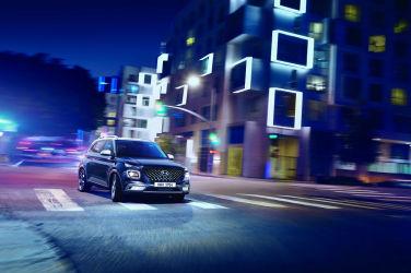 重磅級微SUV Hyundai Venue