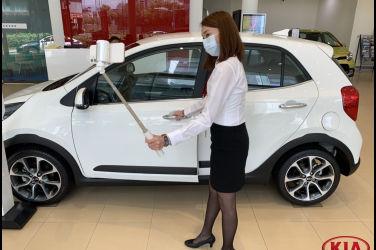 KIA推出「0接觸一對一線上購車諮詢」與到府試乘服務 All-new Picanto首年低月付2,999元,輕鬆入主 KIA與您共同攜手抗疫,安心前行