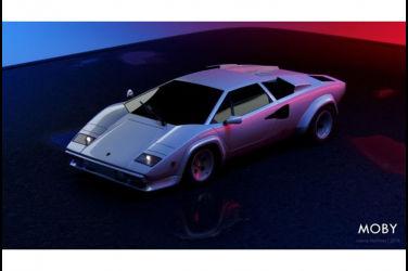 Lamborghini Countach如果復活的話……大膽預測的新一代外觀