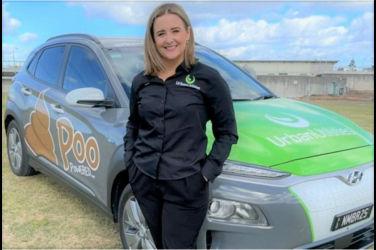 【究極環保車】污水處理公司開發電動車!動力來源可想而知是……