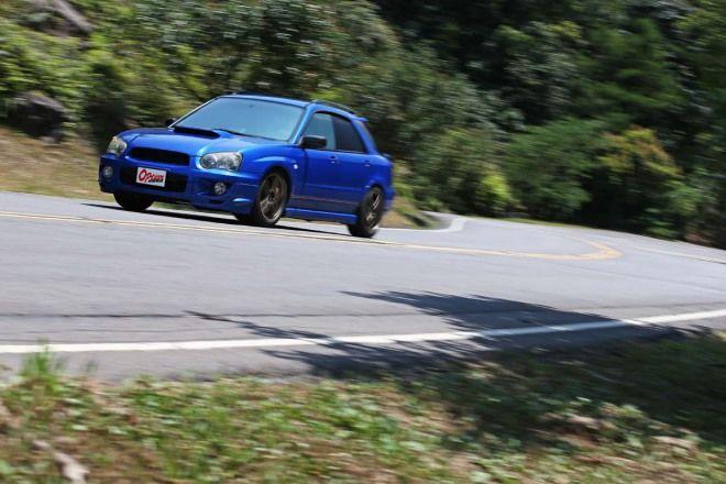 50-60萬元推薦中古車:Isofix祝你早日結婚生子Subaru Impreza WRX(GGA)