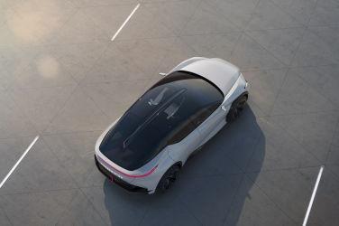 啟動電能未來 Lexus LF-Z Electrified Concept
