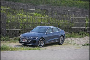 [試駕] 健美紳士 Audi e-tron Sportback 55 quattro S line(下)