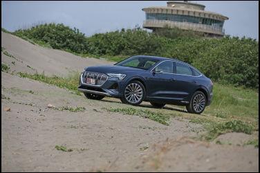 [試駕] 健美紳士 Audi e-tron Sportback 55 quattro S line(上)