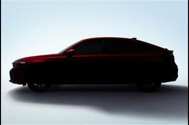 日本將在今年秋季發售!新一代Civic Hatchback將於6月24日首度亮相 公佈預告照
