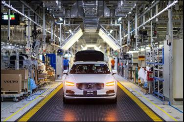 展現 2040 碳中和決心 VOLVO 與瑞典 SSAB 鋼鐵製作商合作 成為首間運用零化石煉鋼製程打造車體鋼材的汽車品牌