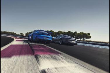 忠於純粹概念的高性能 全新保時捷911 GT3 with Touring Package