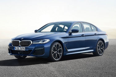 豪華運動代名詞 BMW 5 Series