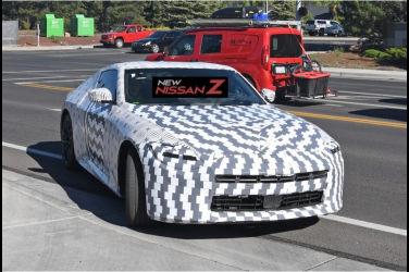 Nissan新一代Fairlady Z確定於8月17日發表!11月有望於北美上市