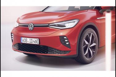 性能先決 VW ID.4 GTX