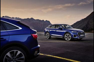 美背蹤影現身 Audi Q5 Sportback預售開跑