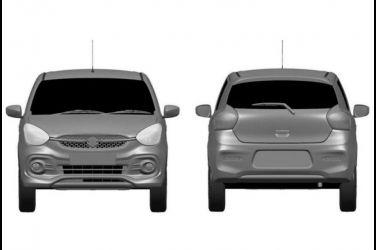 Suzuki登記了謎之新型車的專利!下一代Toyota Passo可能由Suzuki製造?